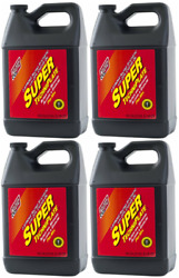 Klotz Kl-101 Super Techniplate 2-cycle Racing Oil - Gallons - Qty 4