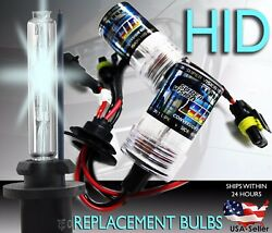 Xenon HID Bulb Replacement All Color H13 H11 H7 H4 H3 H1 9007 9006 9005 5202 880