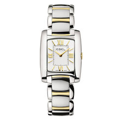 Ebel Brasilia Mini Steel And Gold Ladies Watch 1215767 - Rrp Andpound2300 - Brand New