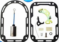 Genuine Wico Magneto Points Condenser Kit Replaces Wisconsin Engine Part Yq5 H27
