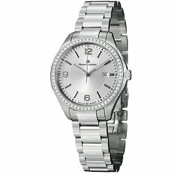 Maurice Lacroix Miros Date Ladies Watch Mi1014-sd502-130 - Rrp Andpound2450 - New