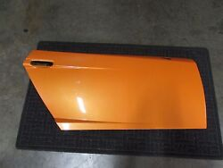 Lamborghini Gallardo Coupe RH Right Front Door Shell Used PN 400831022