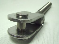 Turnbuckle Toggle Left Hand 1/2 Thread 1/2 Pin Alexander Roberts Arctbt1616