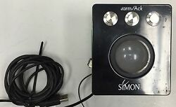 Simon 192.168.10.20 Trax 2 Trackball Alarm Assembly And Usb Cable. Waterproof