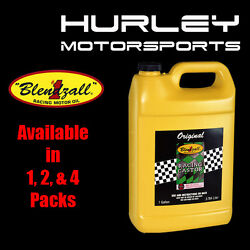 Blendzall Racing Castor Lube 2-cycle Oil - 1 Gallon - F-460g - 2 Pack