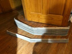 1970 Grill Upper And Lower Impala Belair Full Size And Wagon Chevrolet