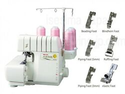 Babylock Imagine Serger 4-thread And [6-foot Bonus Package] Auto Tension Jet Air