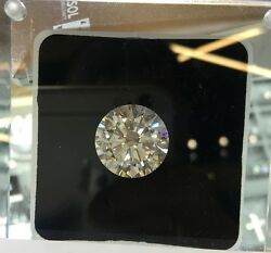 20.10 Carat Round Cut Loose Diamond GIA Certified GSI +Free Ring VIDEO INSIDE