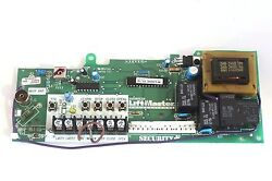 Liftmaster Medium Duty Commercial Opener Logic Board With Receiver K001a6424
