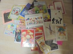 43 Assorted All Occasions Musical Melody Greeting Cards G