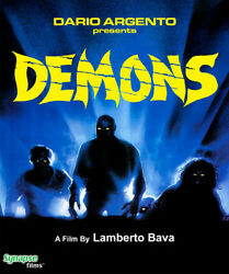 Demons [new Blu-ray] Digital Theater System Subtitled Widescreen