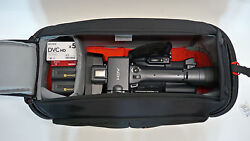 Pro Xh-g1s Ultra 4k Camcorder Bag For Canon Mf3 Xc15 Xf400 Xf200 Xf205