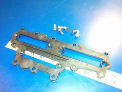 820502 Adapter Reed Plate Mercury  Force 70 Hp 91-95 Outboard =