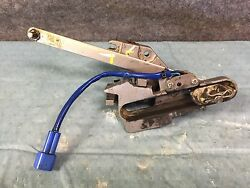 Clean Used 2006 And Up Yamaha 250 Hp 4 Stroke Neutral Safety Switch And Bracket