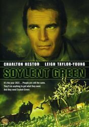 Soylent Green [new Dvd] Ac-3/dolby Digital Dolby Dubbed Subtitled Widescre