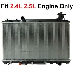 Radiator 2917 Fits 2007-2011 Toyota Camry 2.4l 2.5l 4cyl Only