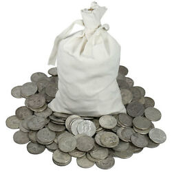 INVEST TODAY!!! 25 TROY POUNDS LB BAG MIXED 90% SILVER COIN U.S. MINT NO JUNK
