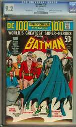 Batman 238 Cgc 9.2 White Pages // Bronze Age Neal Adams Cover