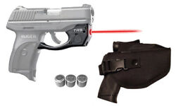Armalaser Tr9 Ruger Lc9 Lc9s Lc380 Ec9s Red Laser With Grip Activation And Holster