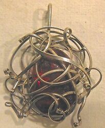 Falkenstein Claire Collier Moderniste Vintage 60and039s Travail Dand039artiste Jewelry