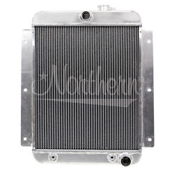 205193 Northern Muscle Car Aluminum Radiator 1947-54 Chevy Pickup W/v8 Engine