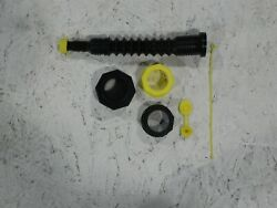 Gas Can Spout Kit With 2 Reg Adapters And 1 Chilton Adapter Fits Most All Cans