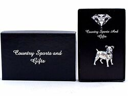 Jack Russell Finest English Pewter Lapel Pin Badge Brooch - Hand Made - Gift Box
