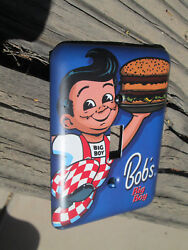 Bobs Big Boy Light Switch Cover Missing Screws Coo