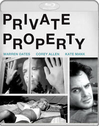 Private Property [new Blu-ray] Ltd Ed With Dvd Widescreen