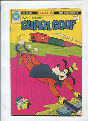 Super Goof 7 7.0 French Edition Very Hard To Find