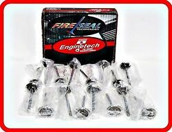 01-12 Chevrolet/gmc 6.6l Ohv V8 32v And039duramaxand039 16intake And 16exhaust Valves