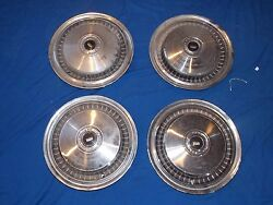 68 69 70 71 72 73 74 75 76 77 78 Ford Ltd Galaxie F100 F150 15 Hubcaps