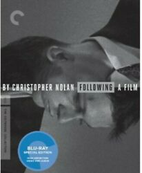 Following Criterion Collection New Blu ray Black amp; White Full Fra $32.01