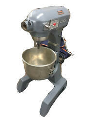 Hobart 20 Qt Bakery Donut Pizza Dough Mixer W/ Bowl And Whisk A-200