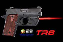 Armalaser Tr8 Red Lasersight For Sig Sauer P238 And P938 W/ Grip Touch Activation