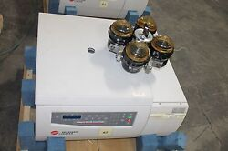 Beckman Coulter Allegra X-15R Refrigerated Benchtop Centrifuge WITH ROTOR