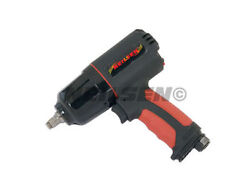 Neilsen 1/2 Air Impact Wrench Twin Hammer 280ft Lbs Composite Body Ct2275