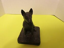 BULL TERRIER  VINTAGE MODEL VALENDALE BOURTONNR.RUGBY Limited Edition #550