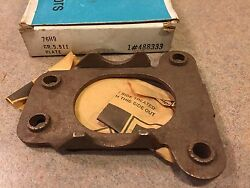 74 75 Buick Chevrolet Cadillac Nos Gm Posi Rear Diff Pre Load Plate 488333