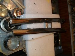 1965 1/4 Window Outside Belt Mold Convertible Cadillac Big Buick And Oldsmobile