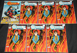 Dc Copper Age The Question 27pc Count High Grade Comic Lot Vf/nm Old Store Stock