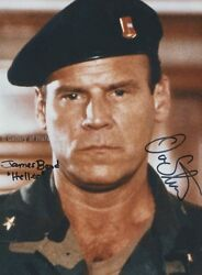 Don Stroud - Photograph Signed