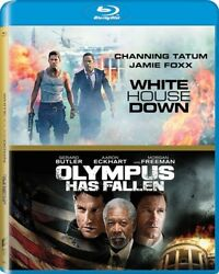 Olympus Has Fallen / White House Down [new Blu-ray] 2 Pack, Dubbed, Subtitled,