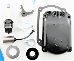 Magneto Points Condenser Cover fit Wisconsin Engine ADH AEH AEHS  FMJ1A7 Y34 F9E