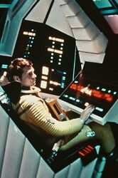 Gary Lockwood As Frank Poole Spacecraft 2001 A Space Odyssey 11x17 Mini Poster