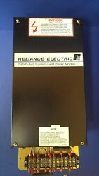 Reliance 803456-4t Regulated Motor Field Supply Pull-off With A Known History