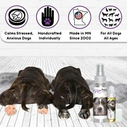 THE BLISSFUL DOG PIT BULL STAFFORDSHIRE BULL TERRIER CALMING RELAX AROMATHERAPY