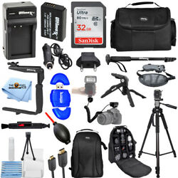 All You Need Accessory Bundle For Canon Eos Rp M3 M5 M6 T7i T6i T6s 800d 77d Sl2