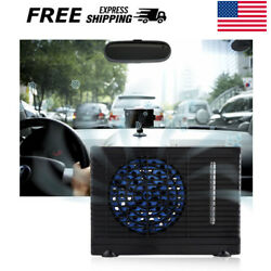 Low Energy Consumption Portable Air Conditioner For Car Home 12V Fan Dash Mount