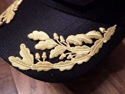 U.S MILITARY EMBROIDERED NAVY SCRAMBLED EGGS IRON ON FOR ADMIRAL OR GENERAL